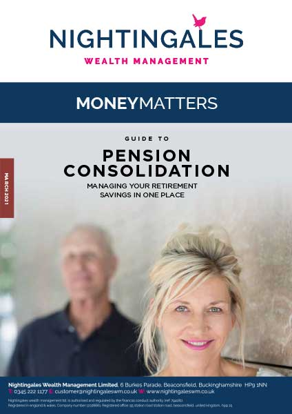 Guide: Pension Consolidation