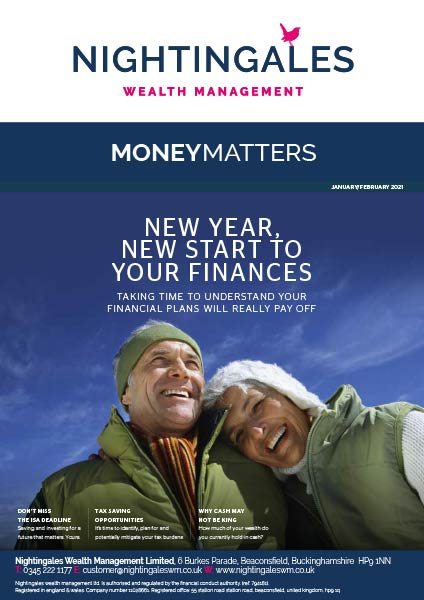 Money Matters – Edition One