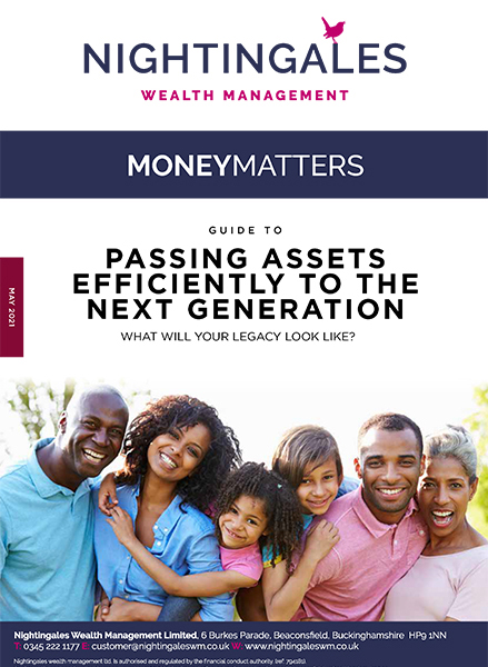 Passing Assets Efficiently to the Next Generation