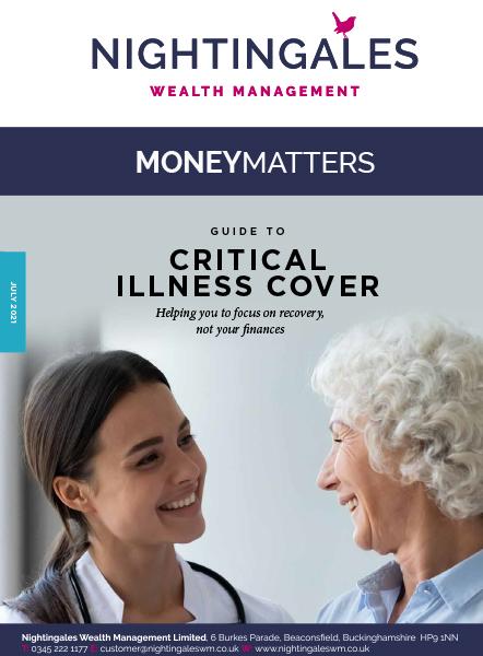 Guide: Critical Illness Cover