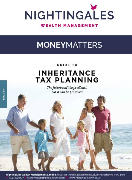 Guide: Inheritance Tax Planning