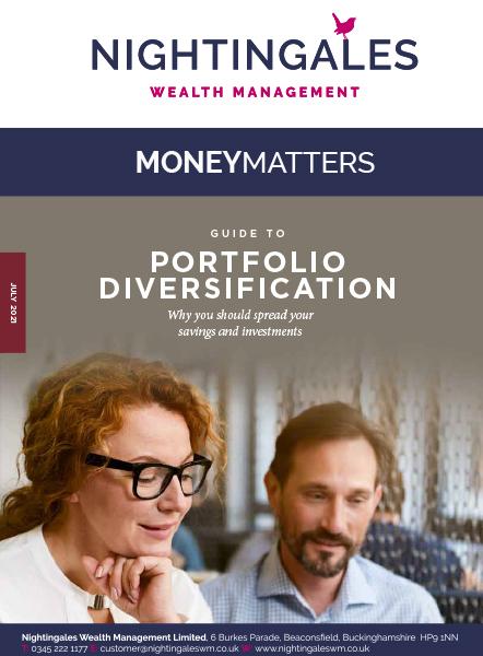 Guide: Portfolio Diversification