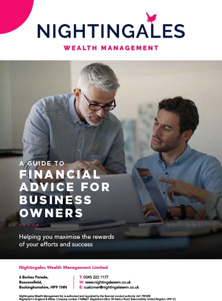Guide: Financial Advice for Business Owners