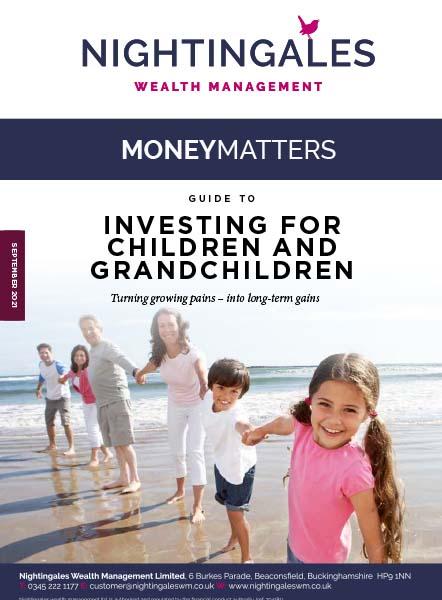 Guide: Investing for Children and Grandchildren