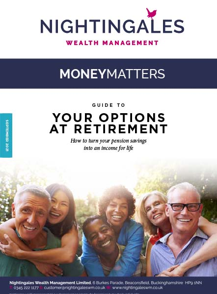 Guide: Your Options at Retirement